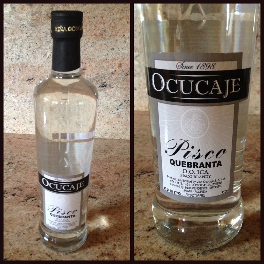 Pisco, Peruvian White Brandy