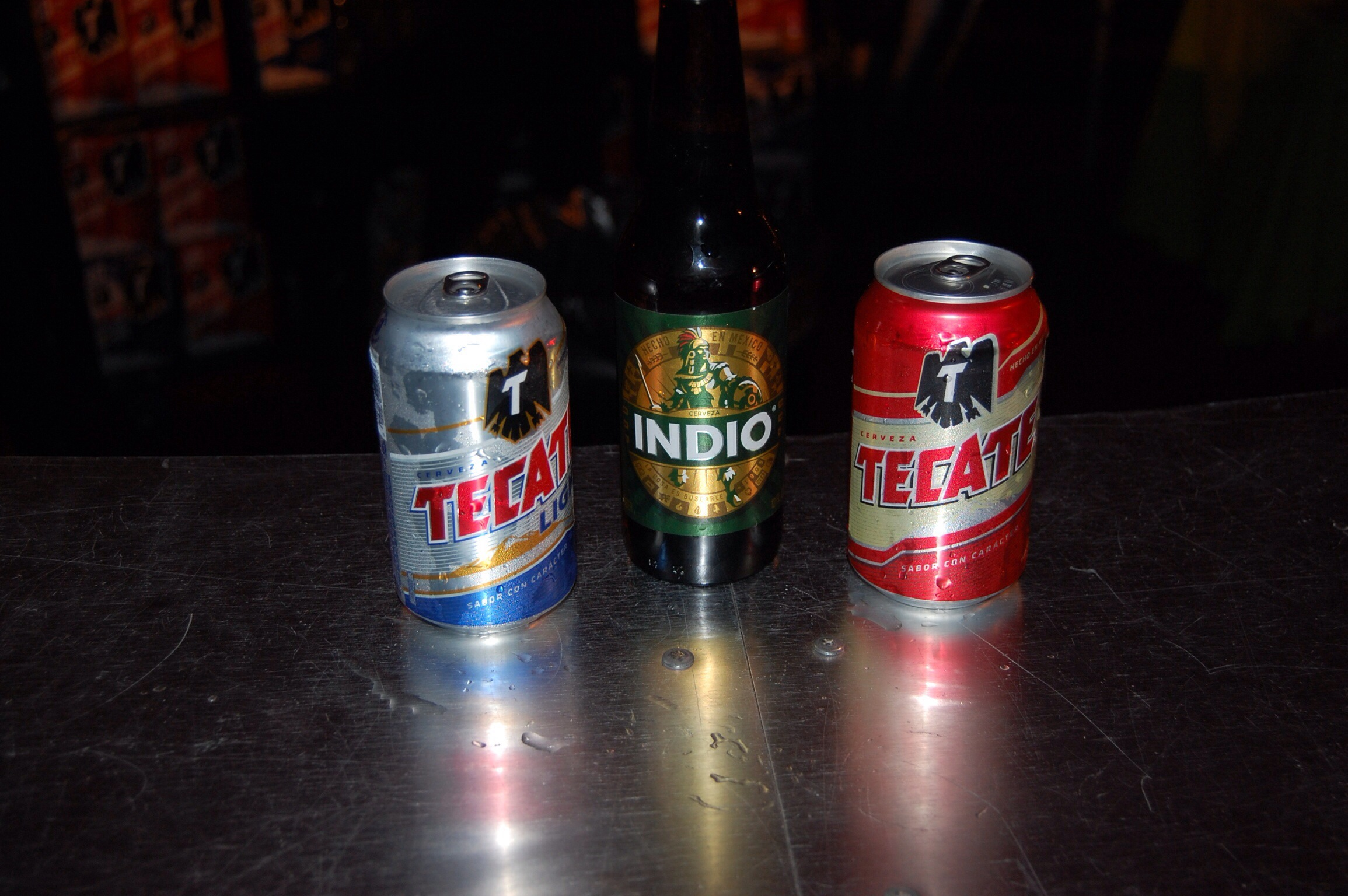 Tecate Beer at The Taste of Mexico 2013