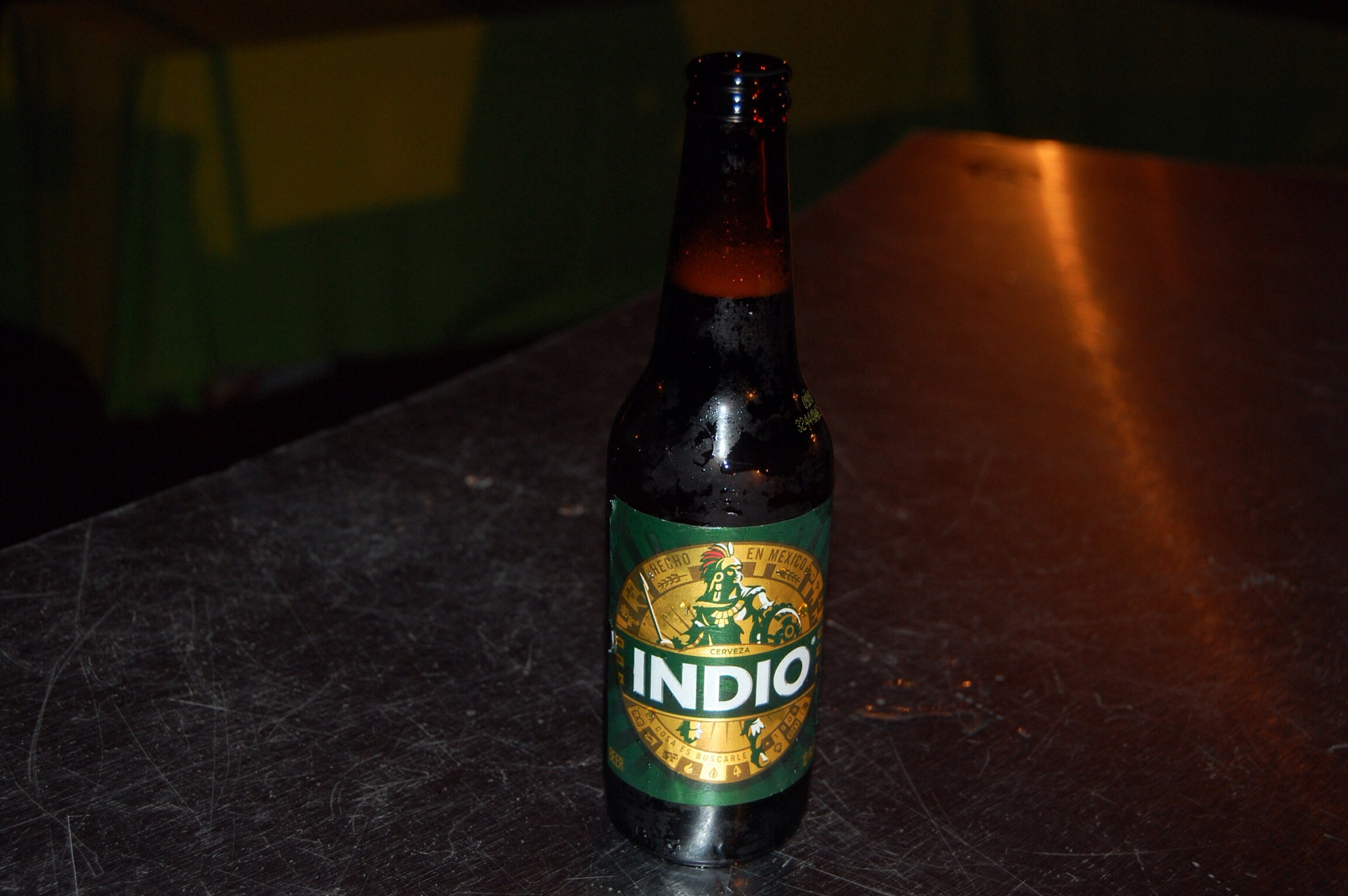 Indio Beer at The Taste of Mexico 2013