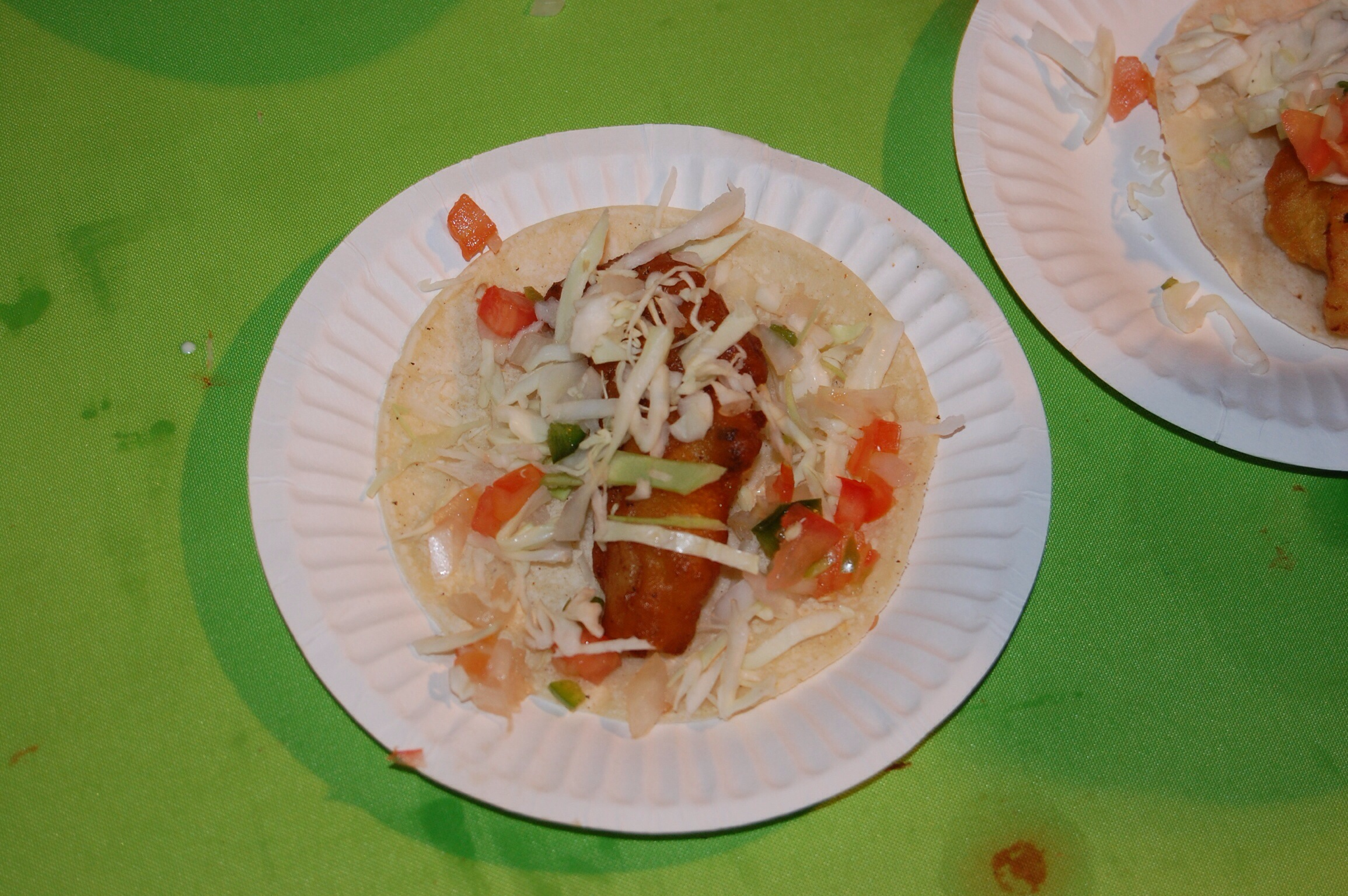 Ricky's Fish Tacos at The Taste of Mexico 2013