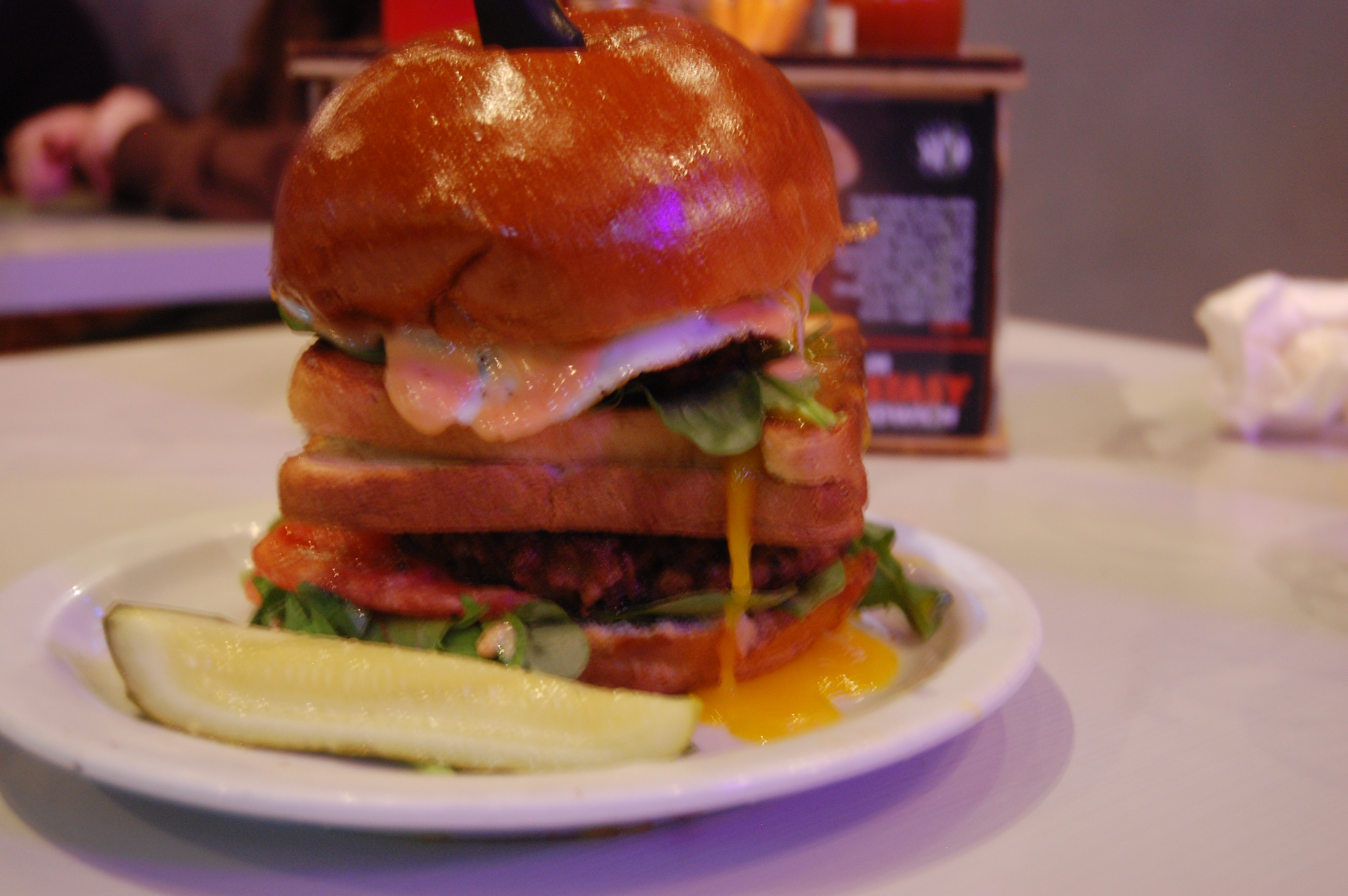 Burger of The Month: The #Excesstasy Burger