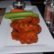 Buffalo Wings at Tom's Urban L.A.