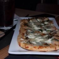 Baby Kale + White Bean Urban Pizza at Tom's Urban L.A.