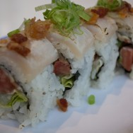 BLT Tuna Roll at Blue C Sushi