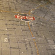 South Los Angeles Map at Dirt Dog LA