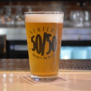 Ironfire Brewing Co.'s 5150 at Slater's 50/50