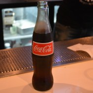 Original Coke w/ real sugar at Slater's 50/50