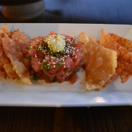 Ahi Tuna Poke at Killer Shrimp