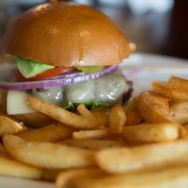 The Marilyn Burger by D. Hill Photography