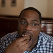 Happy Eating w/ Cue the Critic by D. Hill Photography