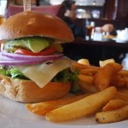 The Marilyn Burger at Hamburger Hamlet