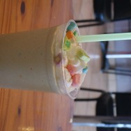 Lucky Charms Shake @ Paradise Valley Burger Co.