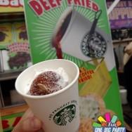 Deep-fried Coffee