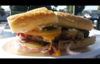 Louisiana Burger at Orleans & York | The Burger Crawl – Ep. 44