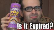 Is It Expired? – Candwich PB&J Grape Sandwich In A Can